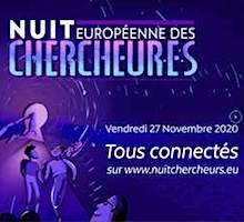 Nuit européenne des chercheur.e.s 2020