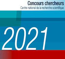 Les concours CNRS chercheurs et chercheuses 2021 sont ouverts jusqu'au 7 janvier 2021, à 13h