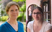 Anne-Laure Dalibard et Charlotte Perrin, une complicité mathématique sous le signe de la condition féminine
