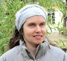 Anna Erschler, médaille d'argent CNRS 2020