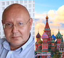 Interview de Sergei Nechaev, le nouveau directeur du Centre Poncelet (ISCP) à Moscou, par La Lettre du CNRS