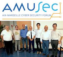 Le forum AMUSEC sur la cybersécurité s'est tenu du 8 au 9 avril 2021