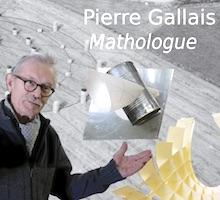 Interview du plasticien-mathématicien Pierre Gallais, par Olga Paris-Romaskevich