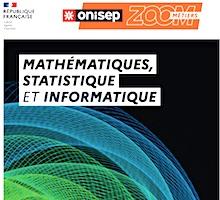 Nouvelle brochure sur les métiers des mathématiques, de la statistique et de l'informatique (disponible en pdf)