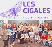 L'école Les Cigales pour les lycéennes se tiendra du 25 au 29 octobre 2021