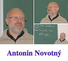 Disparition d'Antonin Novotny, spécialiste en théorie des EDP et en mécanique des fluides à l'université de Toulon (IMATH)
