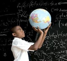 Les maths au secours de la planète (article du Journal du CNRS de septembre 2021)
